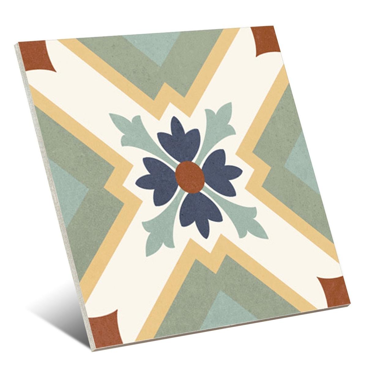 Taco Heritage Mix 16,5x16,5 (Caja 0,55 m2) Colección Heritage de Gaya Fores