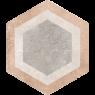 Bushmills Multi Hexagonal (caja 0.5 m2)