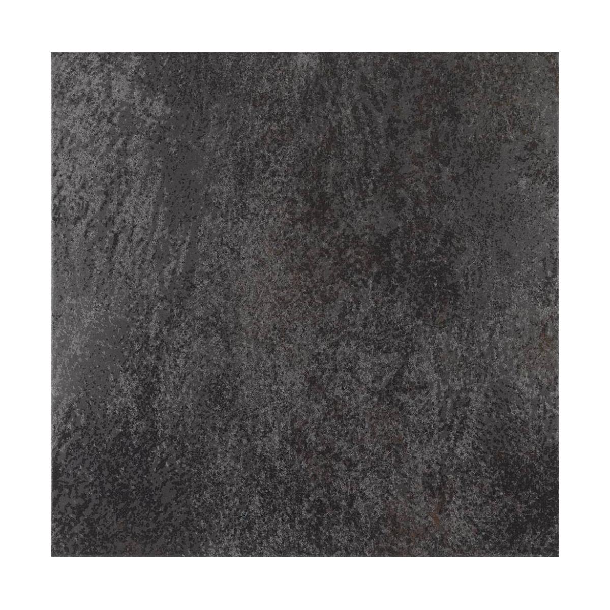Cronos Negro - Imitación Metal - Marca Grespania
