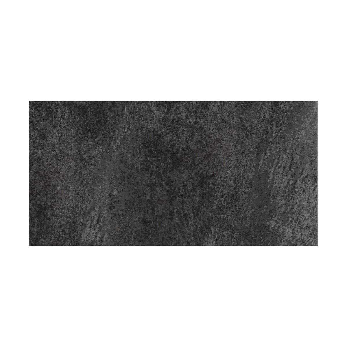 Pavimento y Azulejos Cronos Negro imitación metal óxido económico