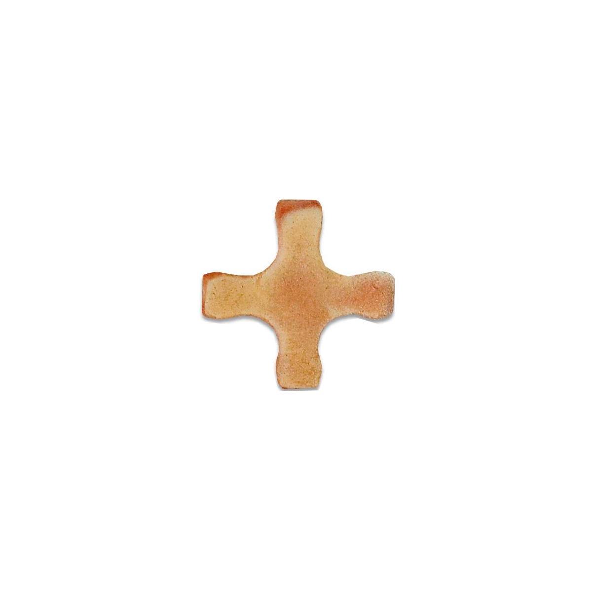 Cruces de barro - Pavimento con Barro Terracota - Marca Anticfang