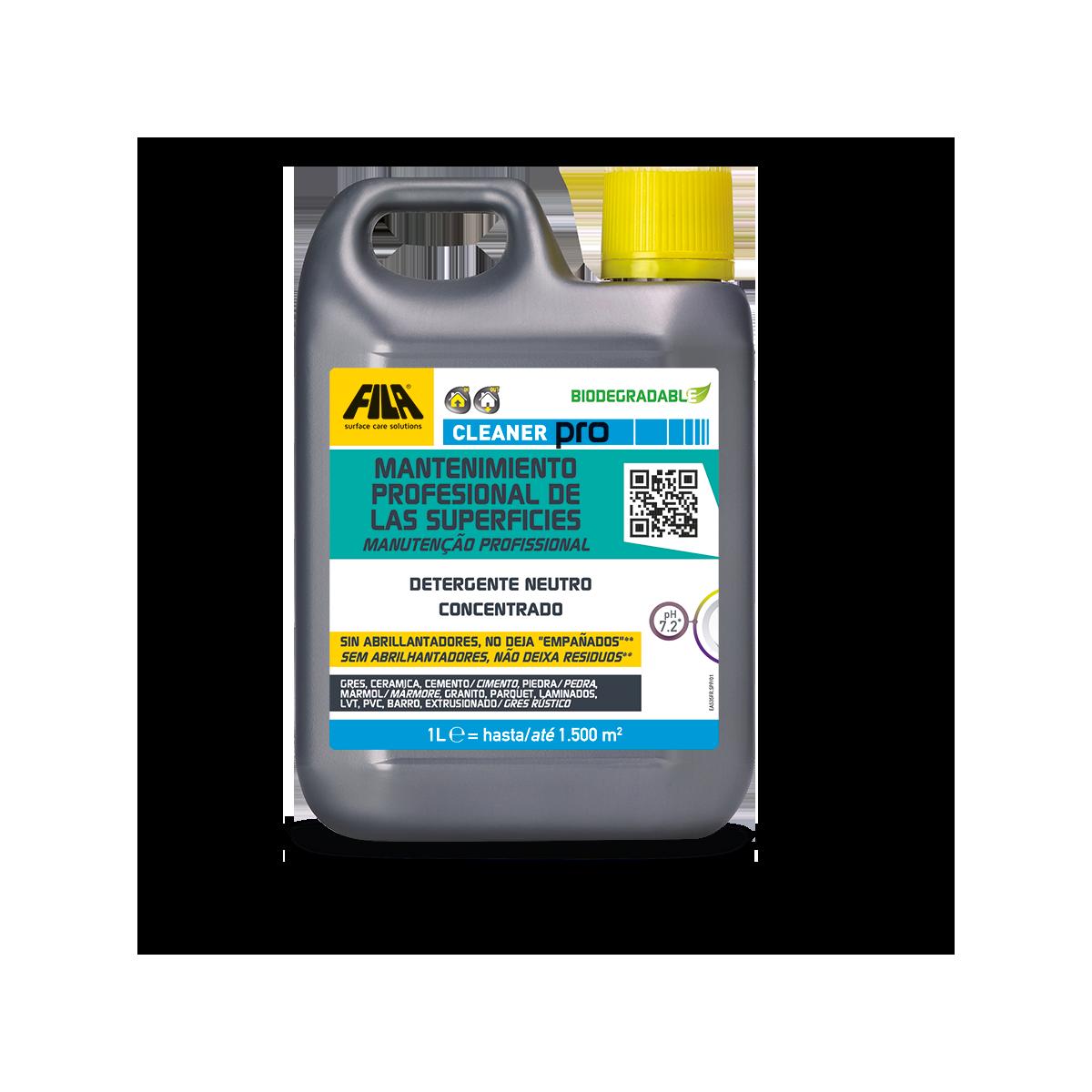 Cleaner Pro - Detergente Neutro Universal