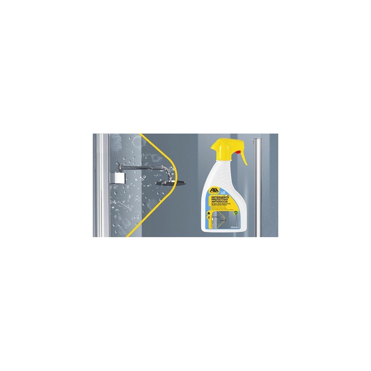 Filano Drops - Limpia mamparas - Limpieza de pavimentos y revestimientos - Marca Fila