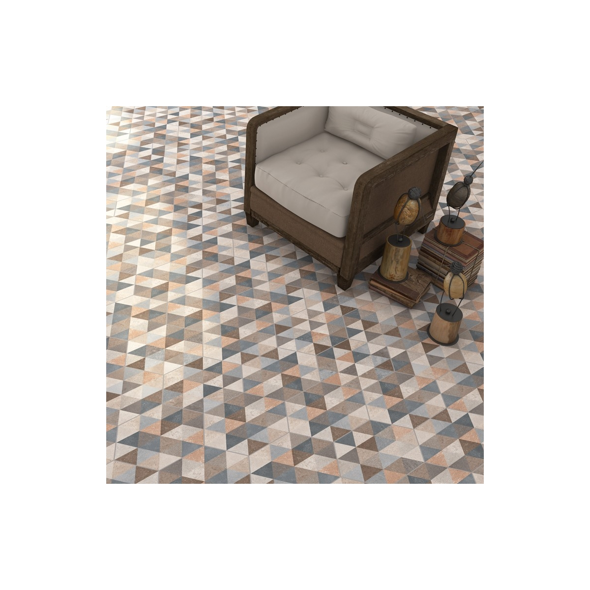 Fingal Hexagonal (caja 0.5 m2) Vives