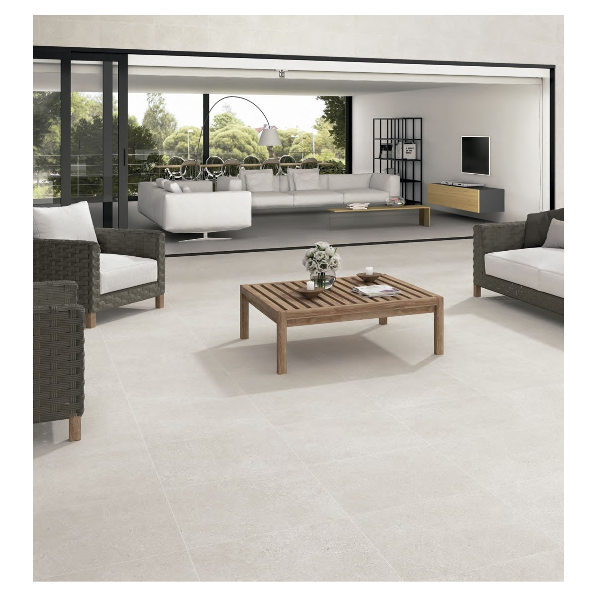 Homestone Sand 60x60 20mm