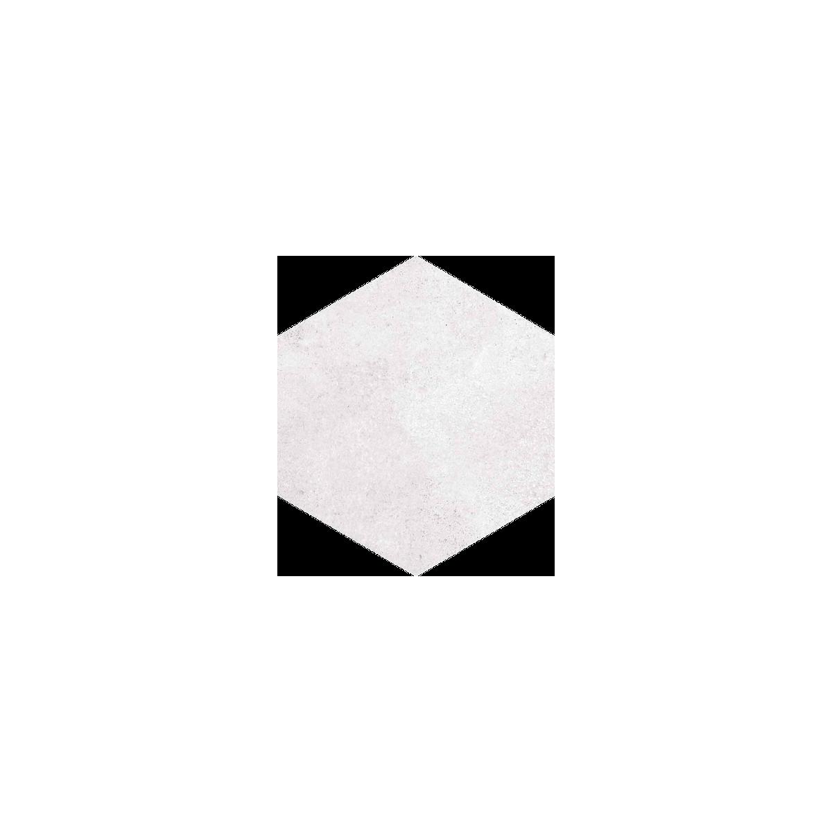 Rift Blanco Hexagonal (caja 0.5 m2)