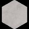Rift Cemento Hexagonal (caja 0.5 m2)