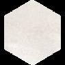 Rift Crema Hexagonal (caja 0.5 m2)