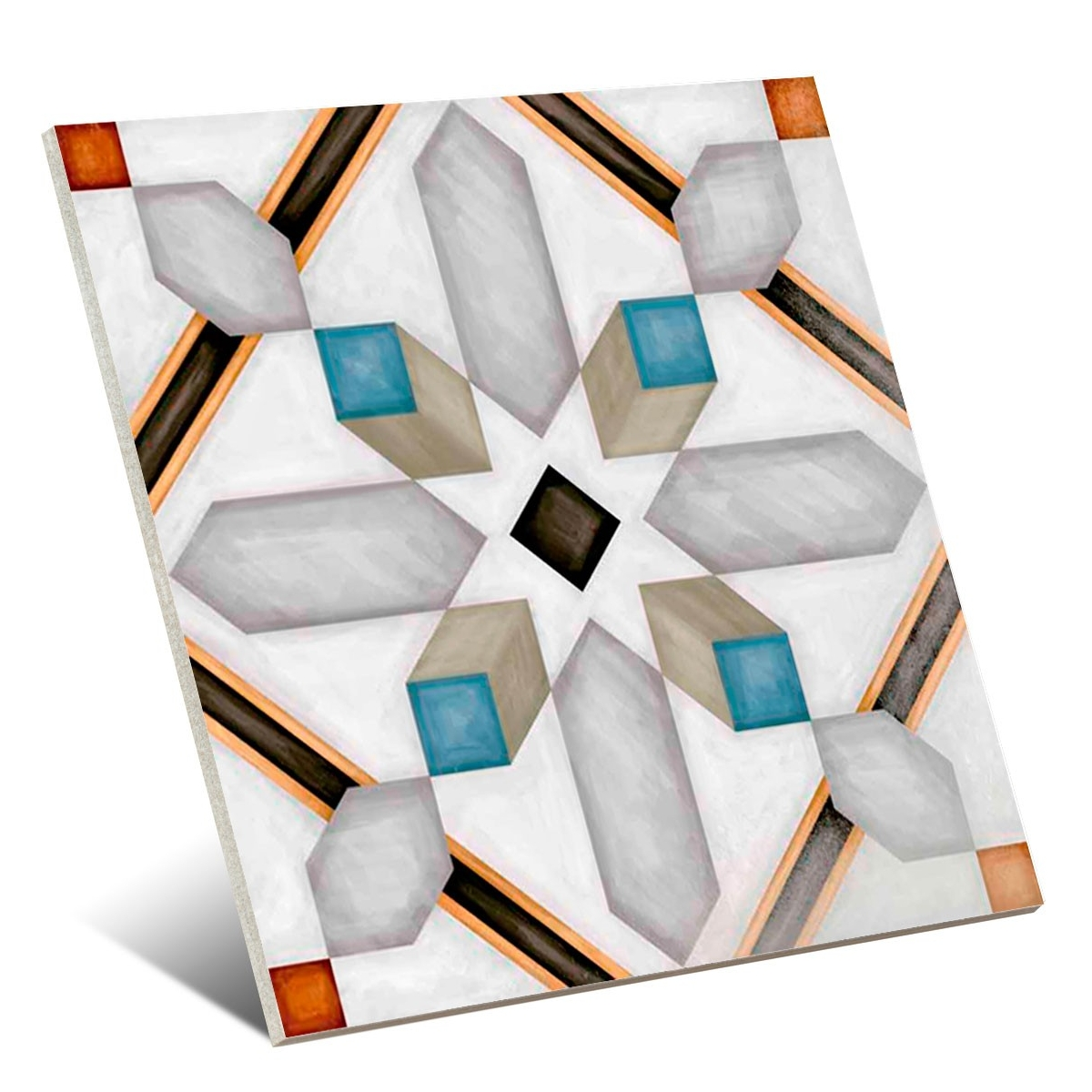 Demel Multicolor 20x20 (m2)