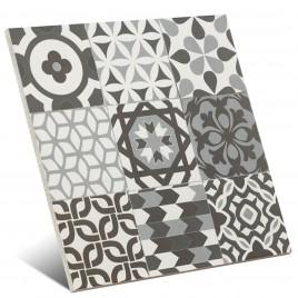 Gaudi Black 45x45 (Caja de 1.42m2)