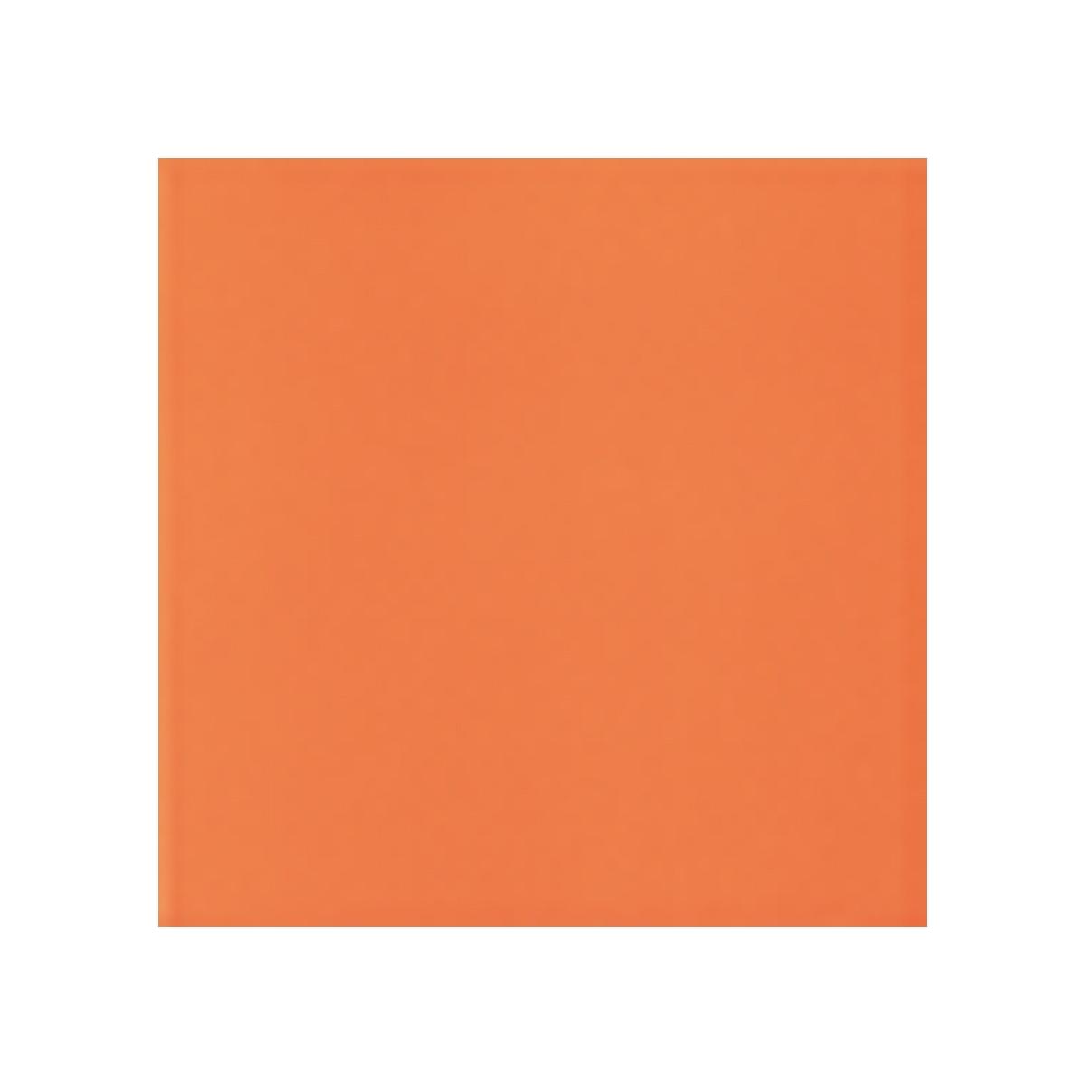 Color naranja mate - Colección Colores Mate - Marca Mainzu