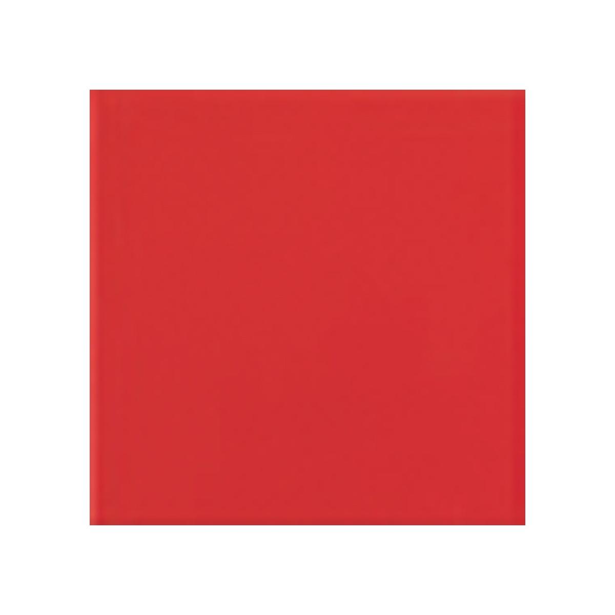 Color rojo mate - Colección Colores Mate - Marca Mainzu