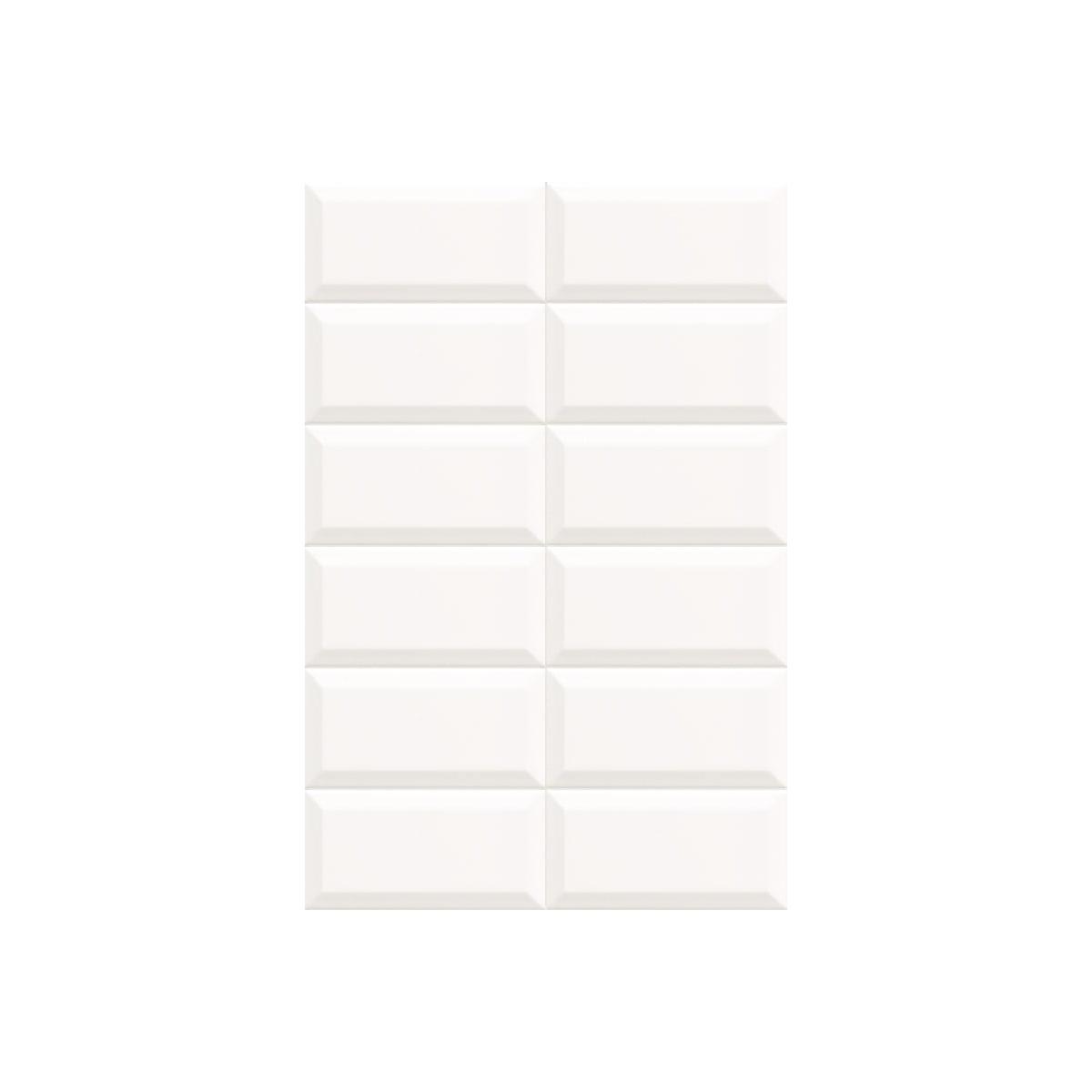 Bissel Blanco brillo 10x20 (m2)
