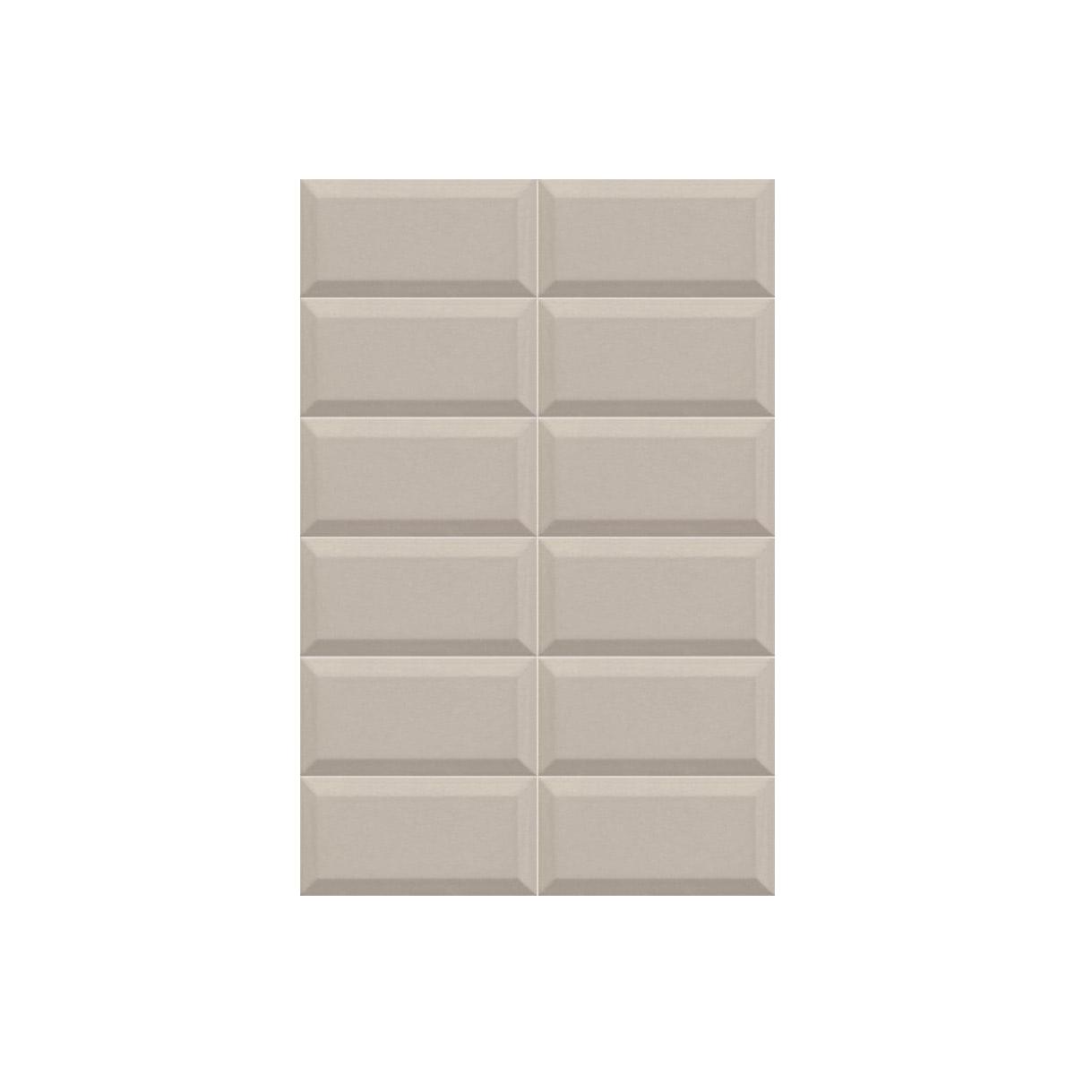 Bissel gris plata brillo 10x20 (m2)