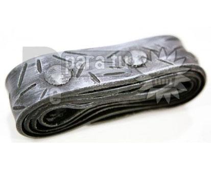 Ménsula de 4 cm en plata vieja