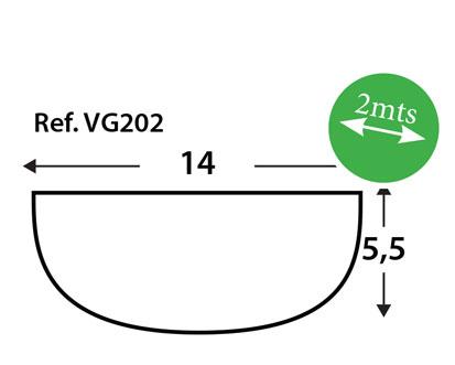 Viga VG202