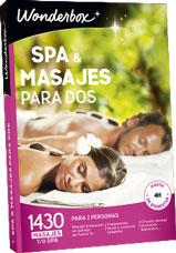 Spa y masajes para dos