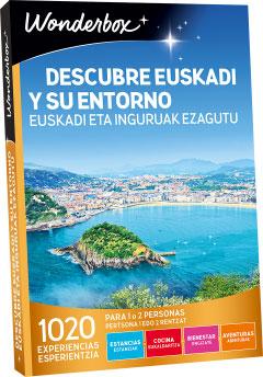Descubre Euskadi y su entorno